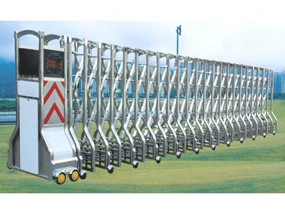 电动伸缩门专卖店-供应河北高质量的电动伸缩门