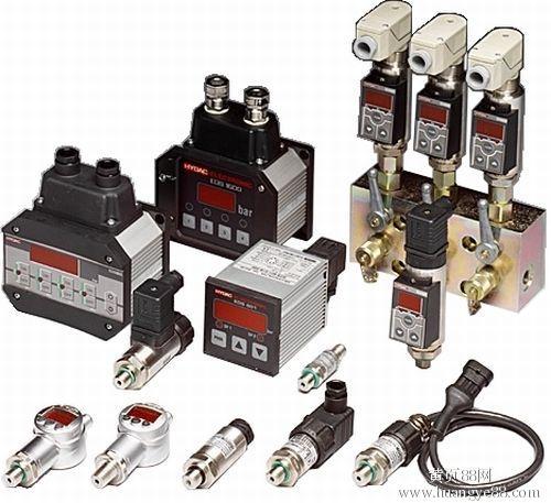 想买质量好的德国HYDAC贺德克数显压力变送器就来普法特机械-贺德克数显压力开关EDS1701