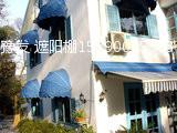 郑州遮阳棚厂家-品质优良的西瓜篷尽在豫之彩户外用品