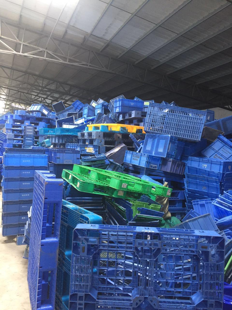廣州廢塑料處理_想買高質量的塑料卡板就到源圳塑料
