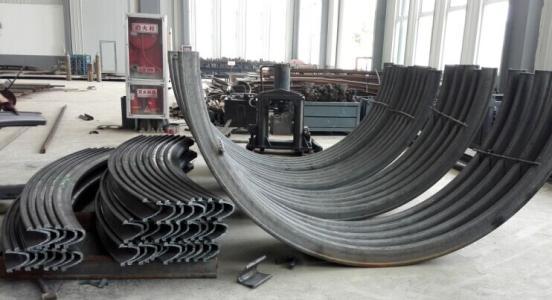 矿用U型钢支架
