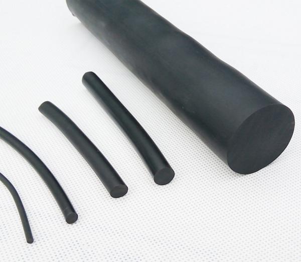 东莞价格实惠的实心橡胶圆条黑色橡胶条出售-报价合理的耐油橡胶条