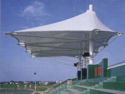 停车场遮阳膜结构【求助群众力量】运动场遮阳膜结构