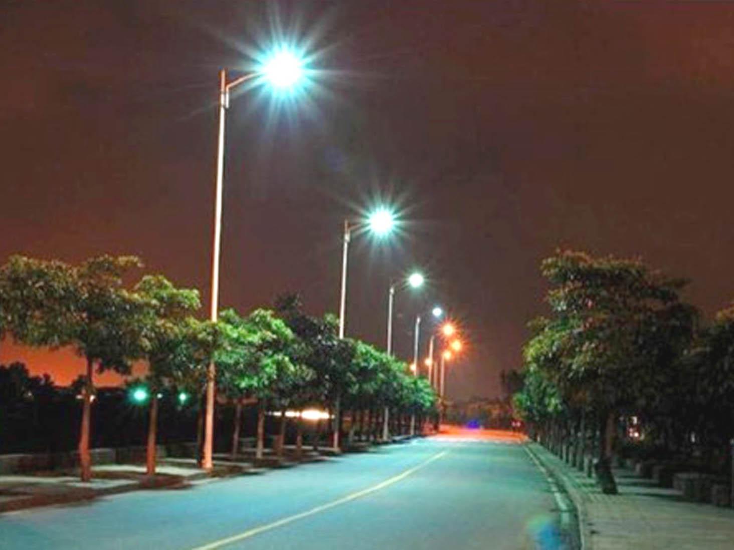 甘肃路灯安装-甘肃朗坤照明提供兰州地区有品质的兰州太阳能路灯