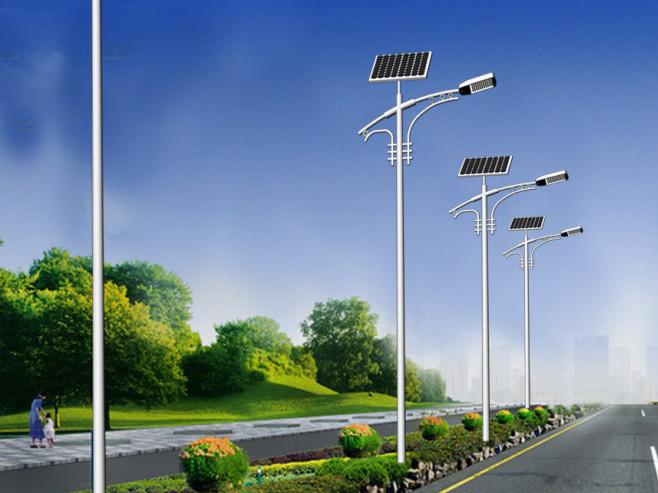 甘肃太阳能路灯价格|要买销量好的兰州太阳能路灯就来甘肃朗坤照明