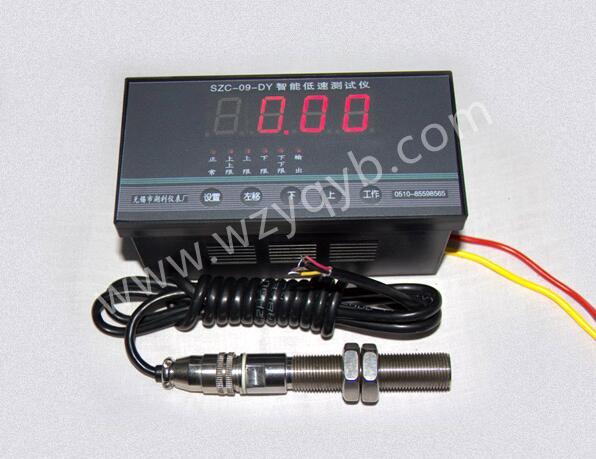 SZC-09智能转速表销售商-供应万周仪器仪表优惠的SZC-09智能转速表