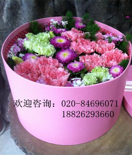 哪里能买到优良鲜花礼盒,广州杨箕鲜花礼盒速递