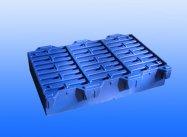 威海鲁威供应玻璃钢矩形材,注塑地板,PVC板房