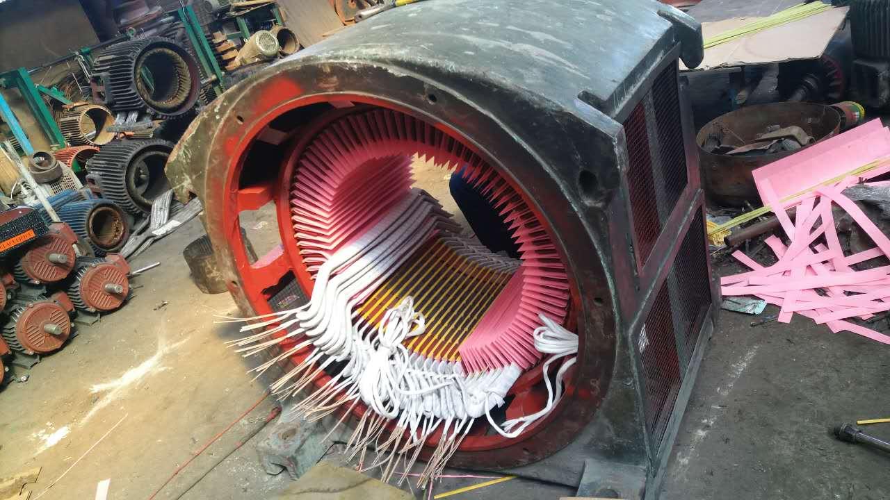 鞍山电机维修-有口碑的电机维修推荐