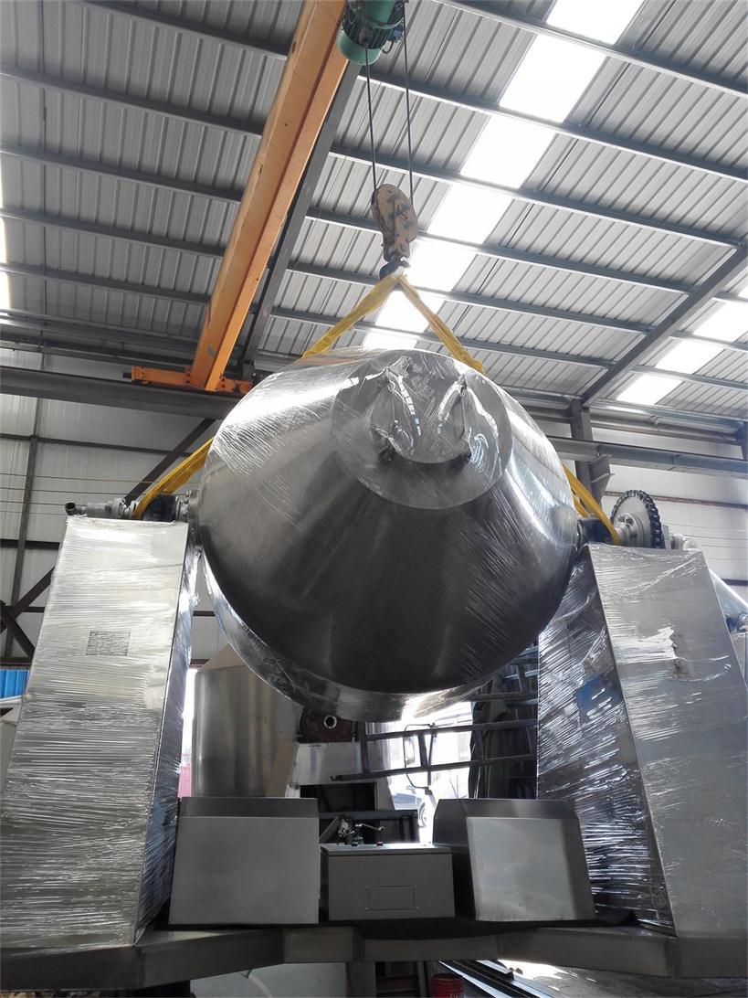 上海真空干燥机 苏州耐用的搪瓷双锥回转真空干燥机哪里买