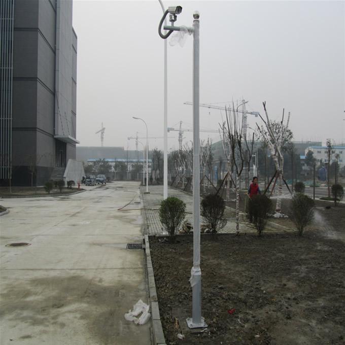沈阳鹏源供应专业的沈阳监控杆,哈尔滨监控杆