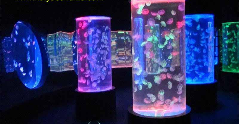 海洋馆工程-上海哪有供应划算的亚克力水母缸