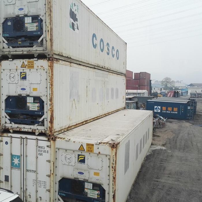 供应广州质量好的二手集装箱-售卖二手集装箱