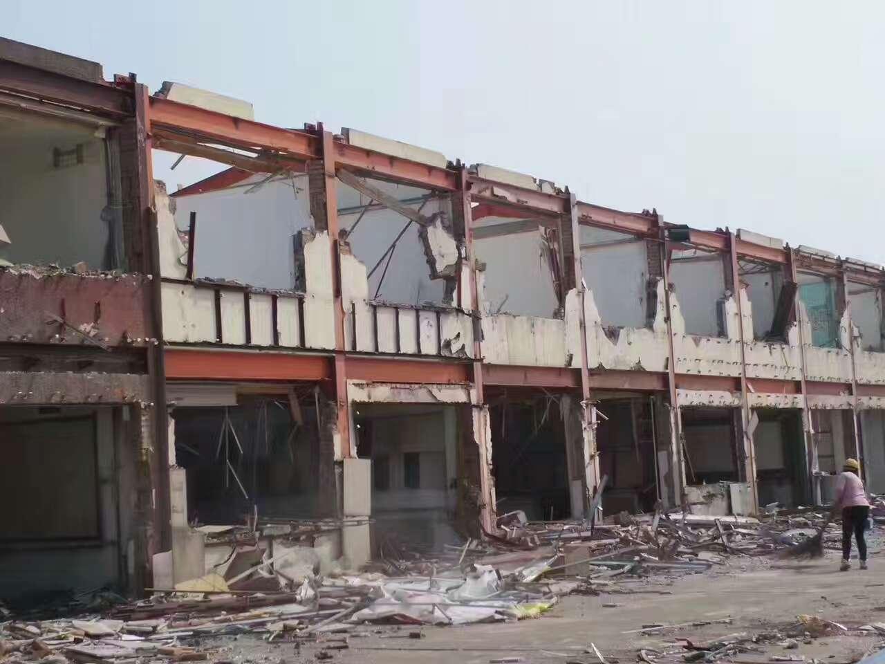 出售二手钢结构厂房厂家_二层门市钢构房靠谱供应商