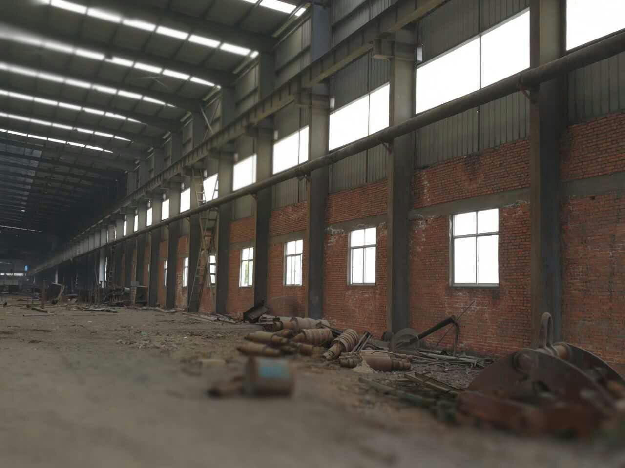 二手钢结构厂房公司-海涛金属材料专业提供钢结构厂房