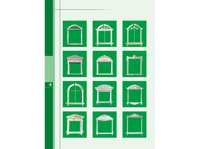 买实惠的GRC构件系列,就选甘肃法利装饰 张掖GRC构件系列