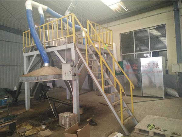 化肥专用布袋除尘设备_大量供应直销化肥厂除尘设备
