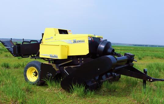 圆捆机厂家 专业的呼伦贝尔市蒙力农牧业机械呼伦贝尔蒙力机械供应