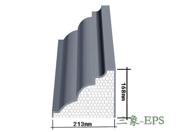 欧式外墙角线欧式窗套腰线_品质好的欧式构件哪里买