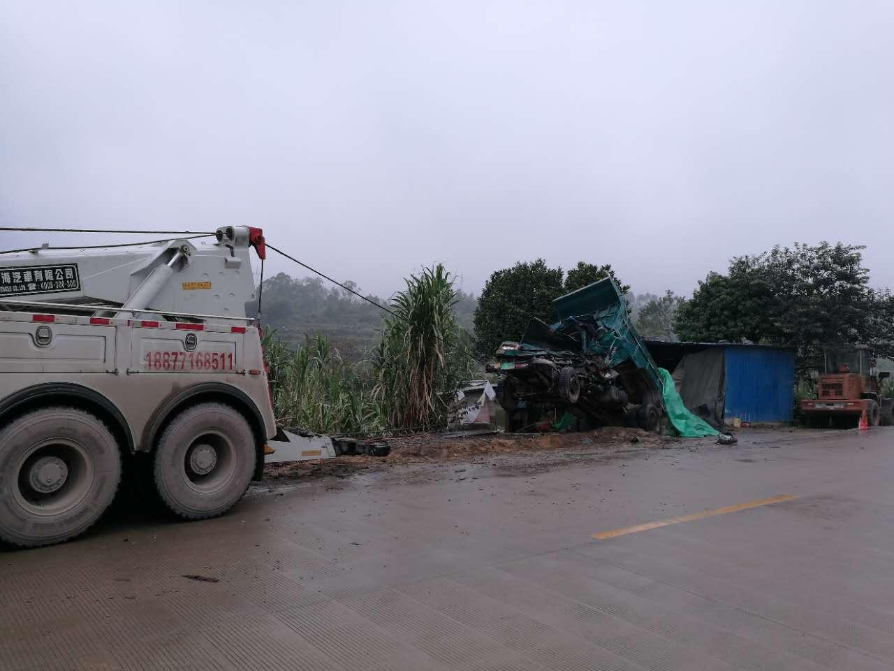 南宁丰汇汽车救援服务供应不错的道路清障-钦州道路清障电话
