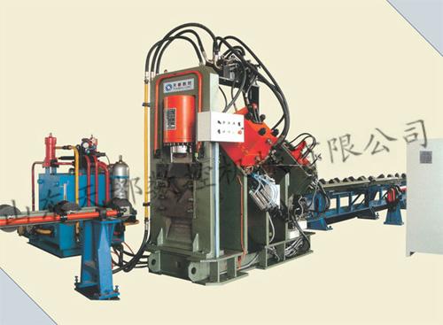 角鋼生產線制造商|選購JX2020高速數控角鋼生產線就到天都數控