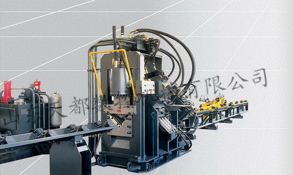 山東JX2020高速數控角鋼生產線_濟南JX2020高速數控角鋼生產線知名廠家