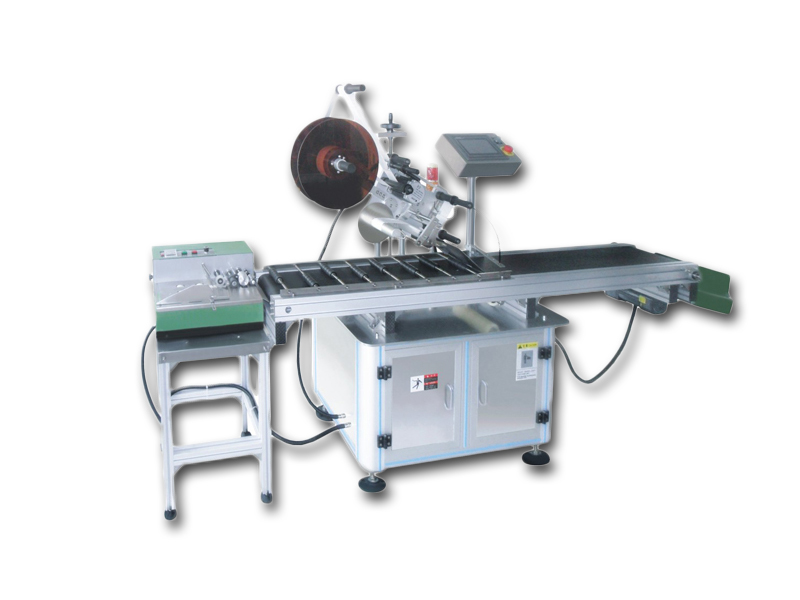 专业的KP-180平面不干胶贴标机制作商-文成KP-180平面不干胶贴标机