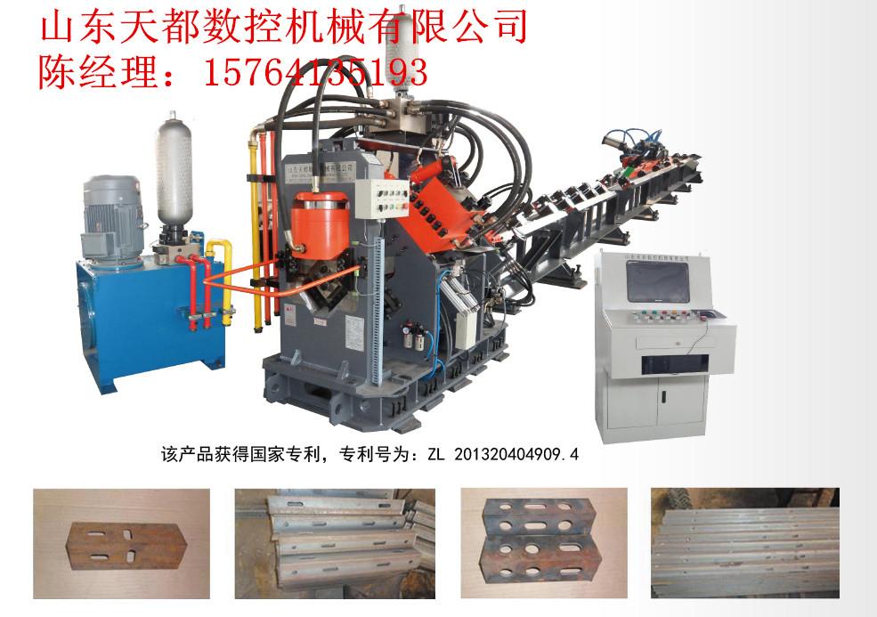 角鋼線價位-優質JX4014高速全自動數控角鋼加工生產線廠家推薦