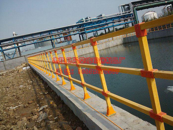 玻璃钢护栏厂家——信誉好的玻璃钢护栏供应商_晟基