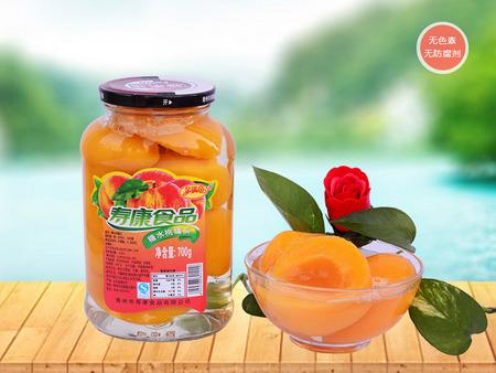 黄桃罐头——山东新品黄桃罐头供应