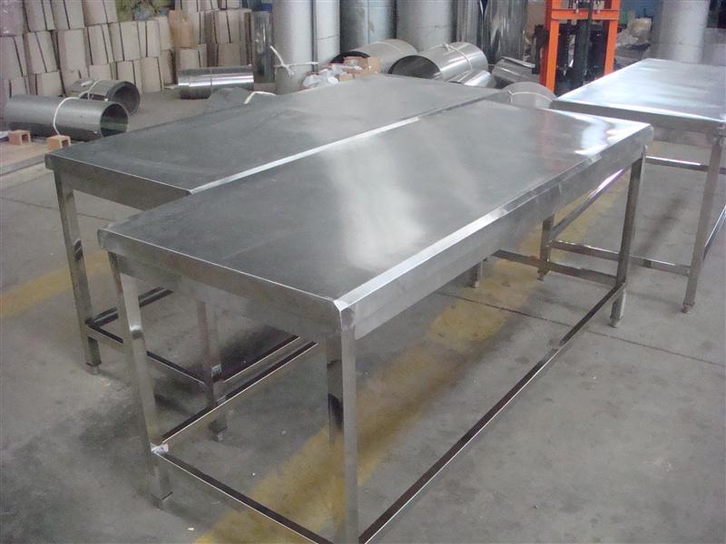 洁净工作台_出售广东好用的不锈钢简易工作台