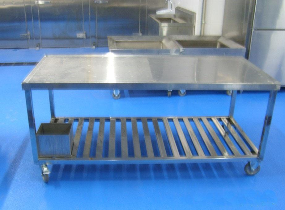 带柜工作台-【荐】广东口碑好的不锈钢简易工作台提供商