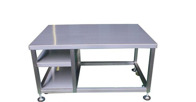 厨房工作台_振兴辉工业供应优质的不锈钢简易工作台