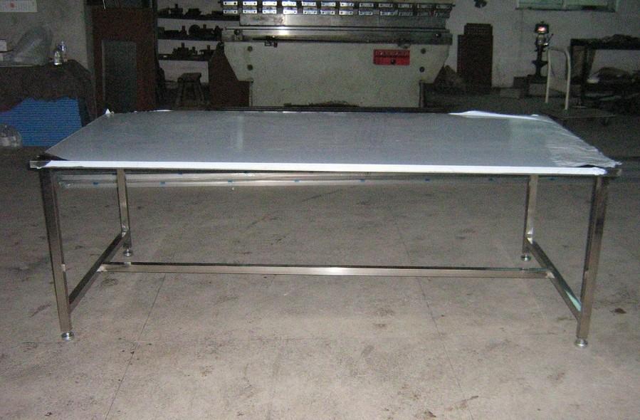 深圳物超所值的不锈钢简易工作台推荐|1米工作台