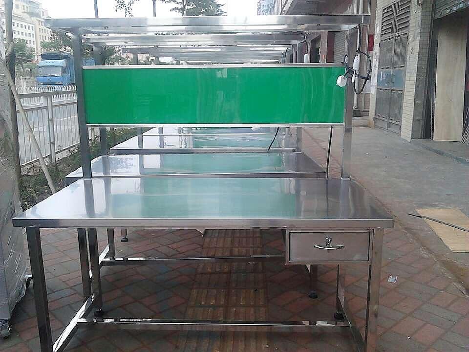 标准检验桌|振兴辉工业提供实用的不锈钢质检台