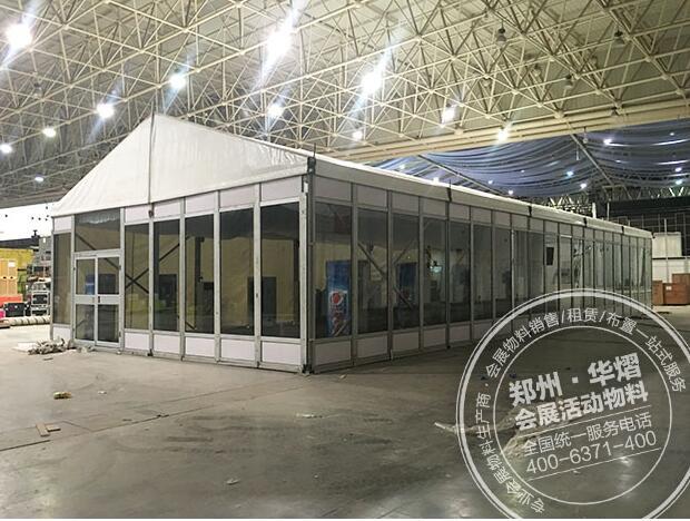 郑州玻璃篷房