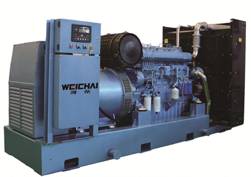 兰州柴油发电机组-质量好的潍柴发电机组甘肃泰陵动力供应