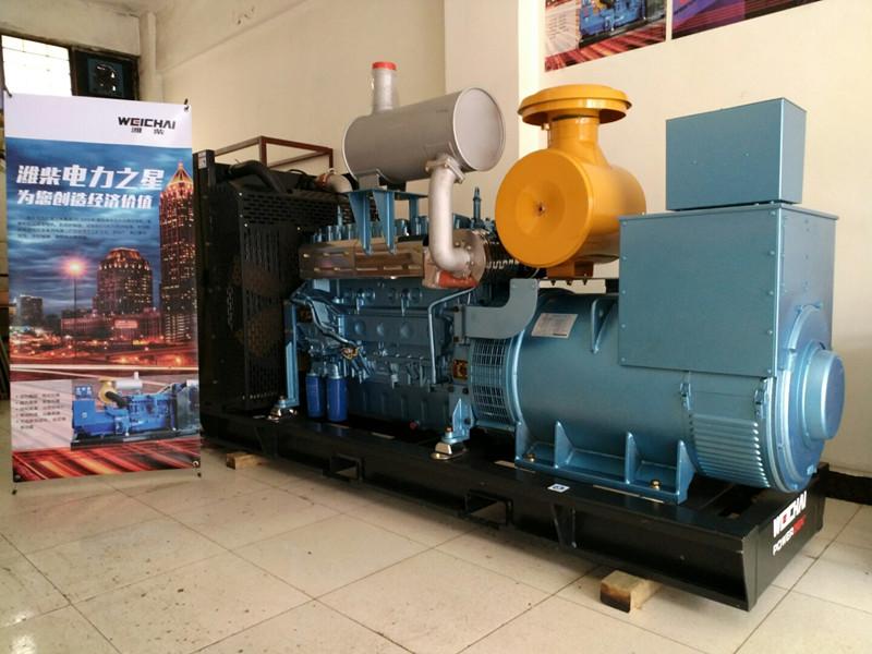 甘肃发电机组价格-潍柴发电机组如何保持较长使用寿命
