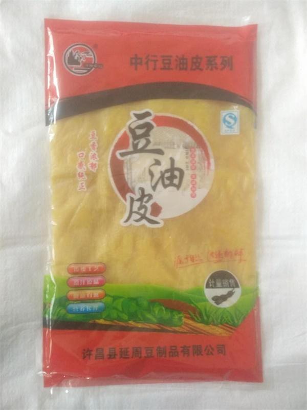 许昌鲜油皮批发供应-豆油皮价格