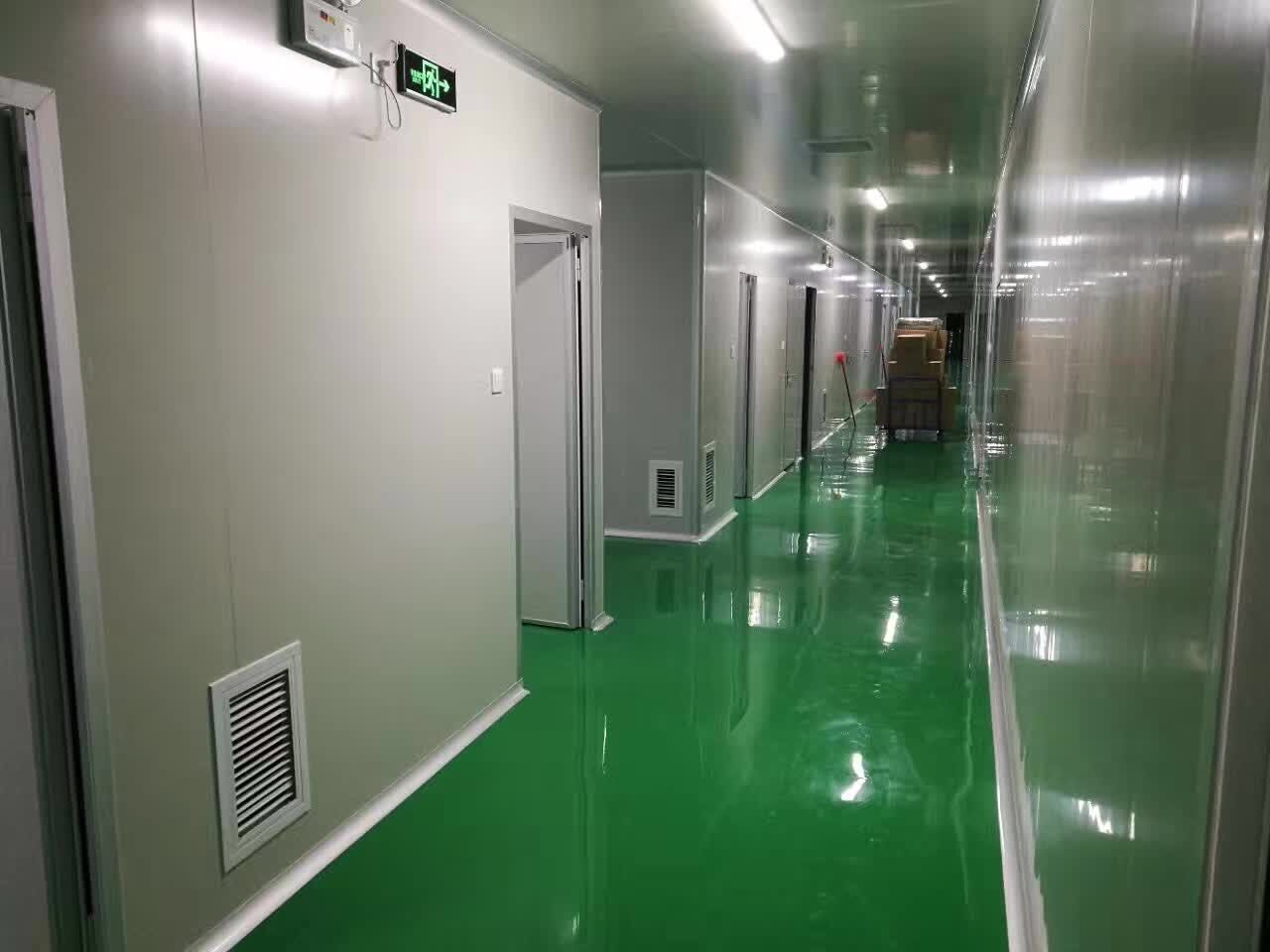 食品洁净厂房-合格的食品厂净化工程倾情推荐