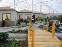 生态餐厅制造|生态餐厅建造找哪家