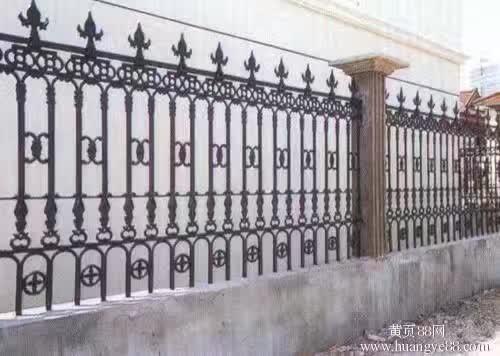 武鸣铁艺护栏-广西实惠的铁艺护栏网销售
