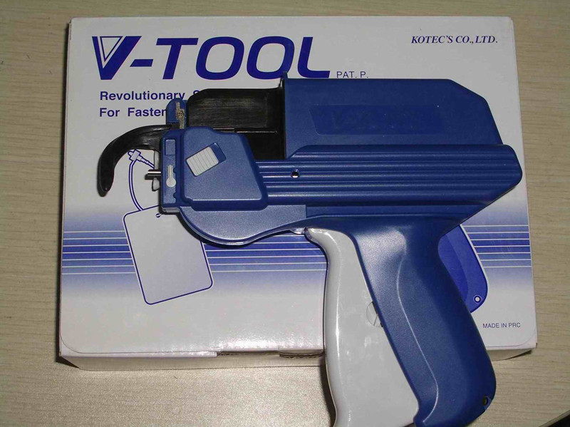 V-TOOL快速穿索扣/挂牌套环枪/吊牌枪/打子母扣枪价格-报价合理的V-TOOL快速穿索扣广州芮奇供应