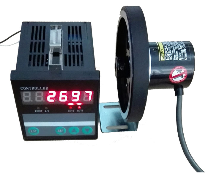 高精度计米器-供应信尔电子专业的计米器