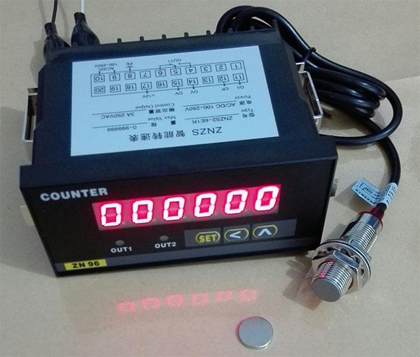 数显转速表-信尔电子_名声好的转速表公司