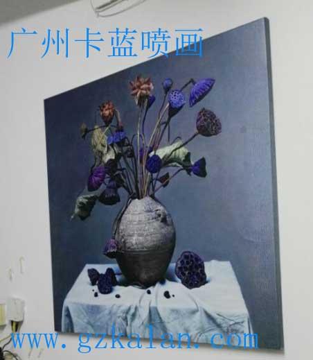 高水平的喷绘KT板喷画展板哪家提供,专业的广州喷绘KT板