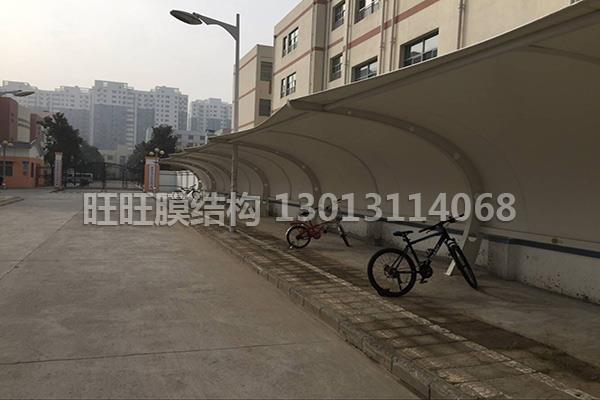 膜结构自行车棚批发-膜结构自行车棚公司哪家好