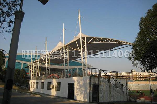 膜结构体育场馆设施安装-专业的膜结构体育看台建造
