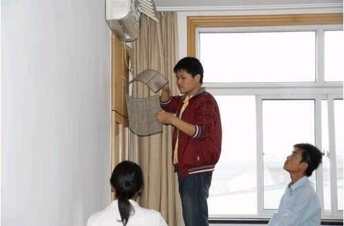 专业家电清洗服务找莆田新雅居保洁,空调清洗哪家好