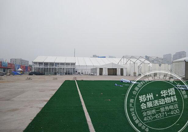 汝州展覽篷房出租|高質量的展覽篷房哪里買